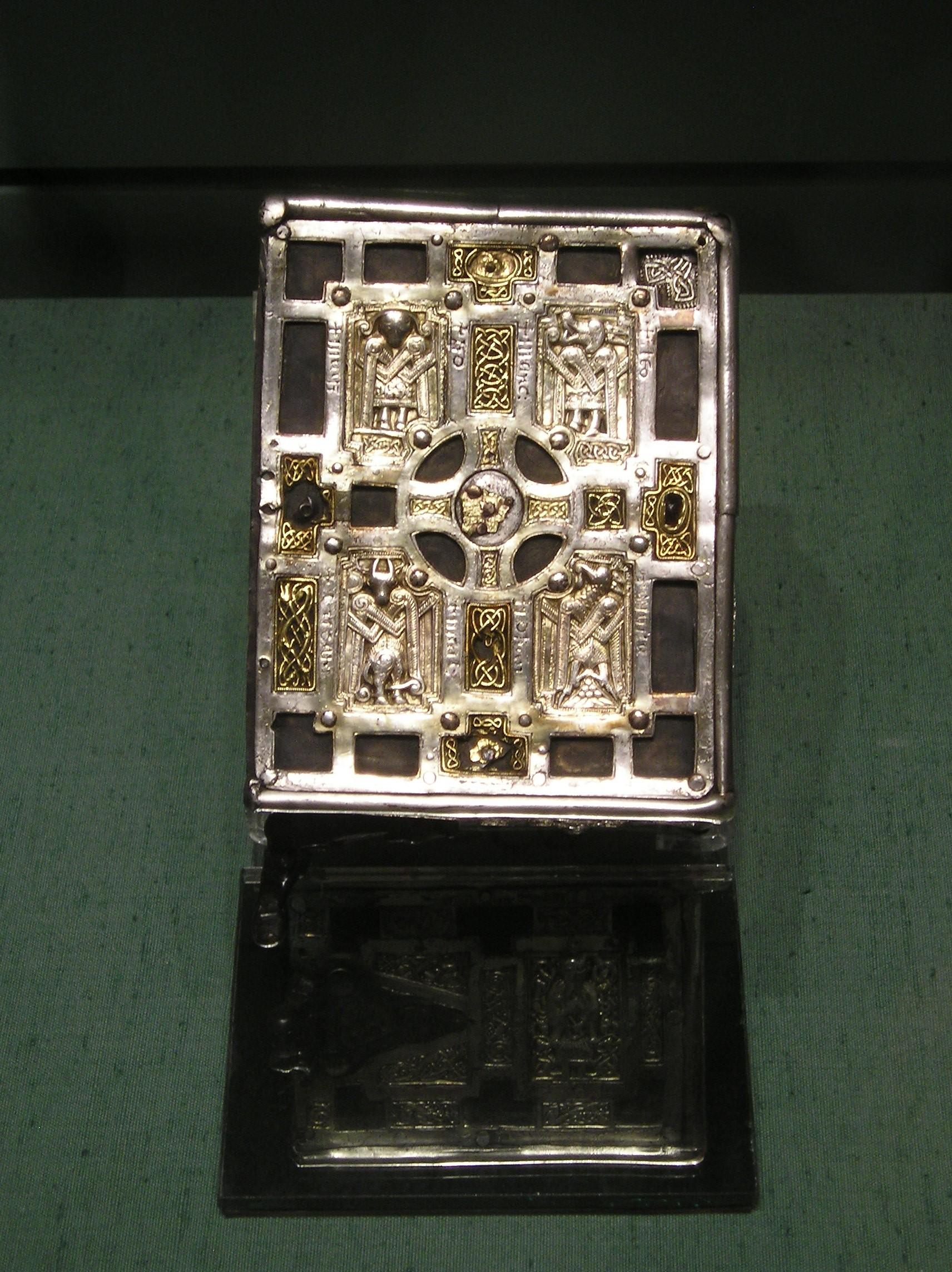 Shrine of the Soiscel Molaise