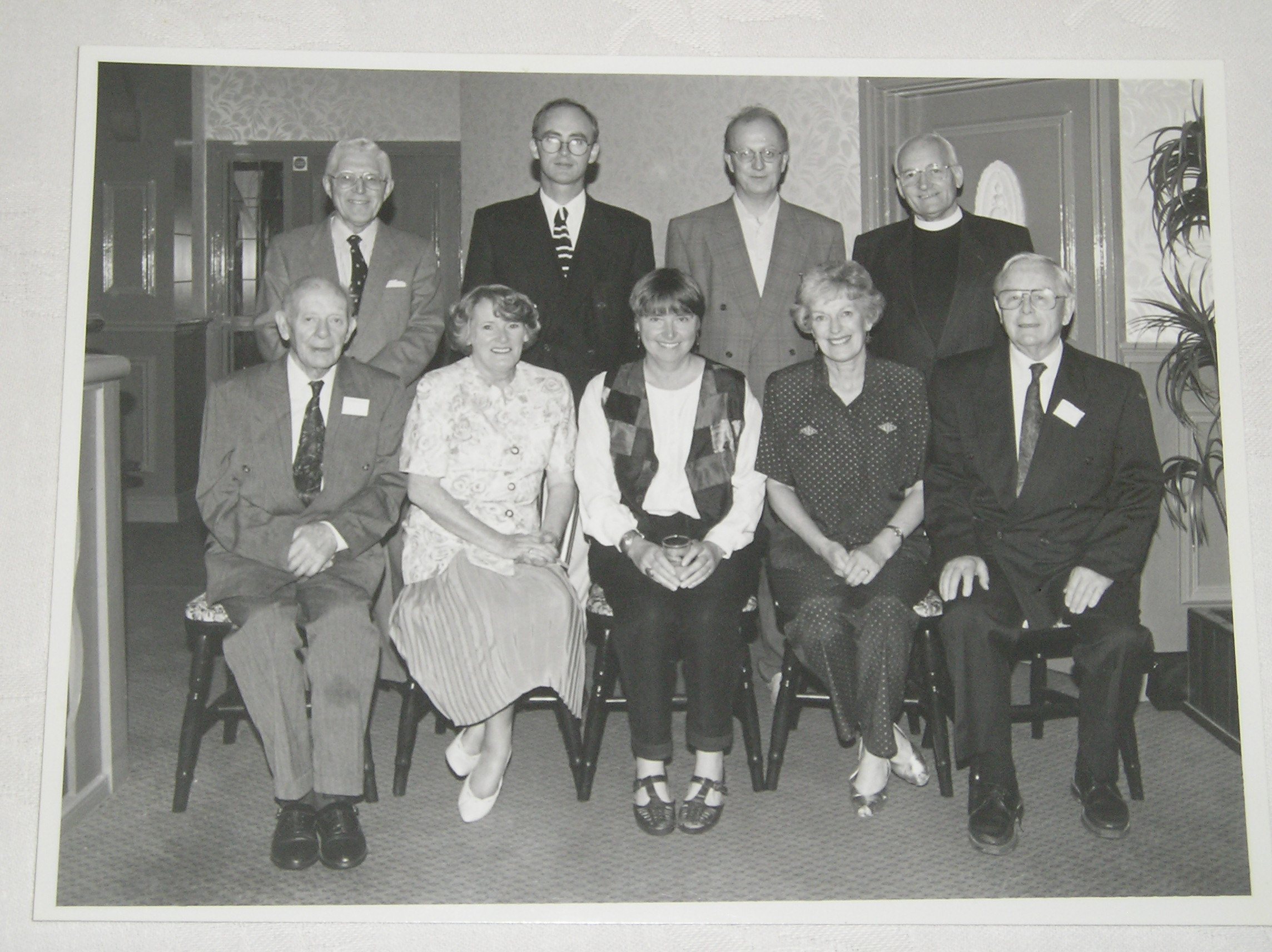 Founding executive committee of the Cassidy Clan.